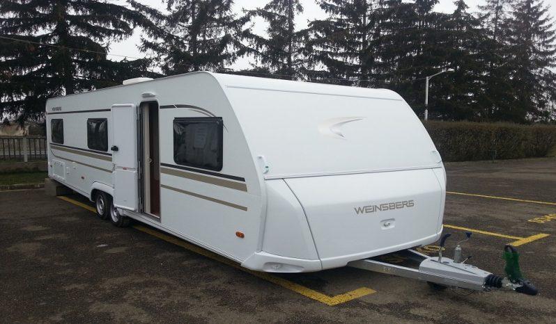 קרוואן Weinsberg דגם 740UDF full