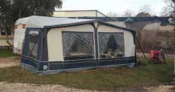 אוהל צד Panorama פנורמה