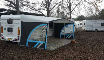 אוהל צד Panorama פנורמה full