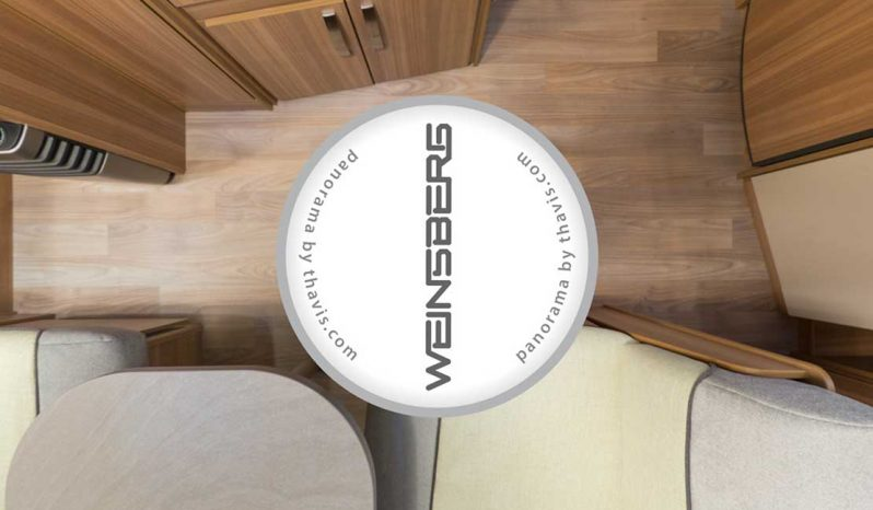 קרוואן Weinsberg דגם 420QD full