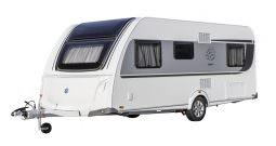 קרוואן Knaus דגם 580QS